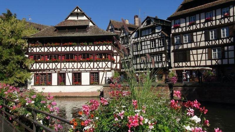 travel to strasbourg