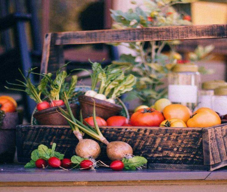 German food and drink: Seasonal fruit and vegetables are preferred n Germany