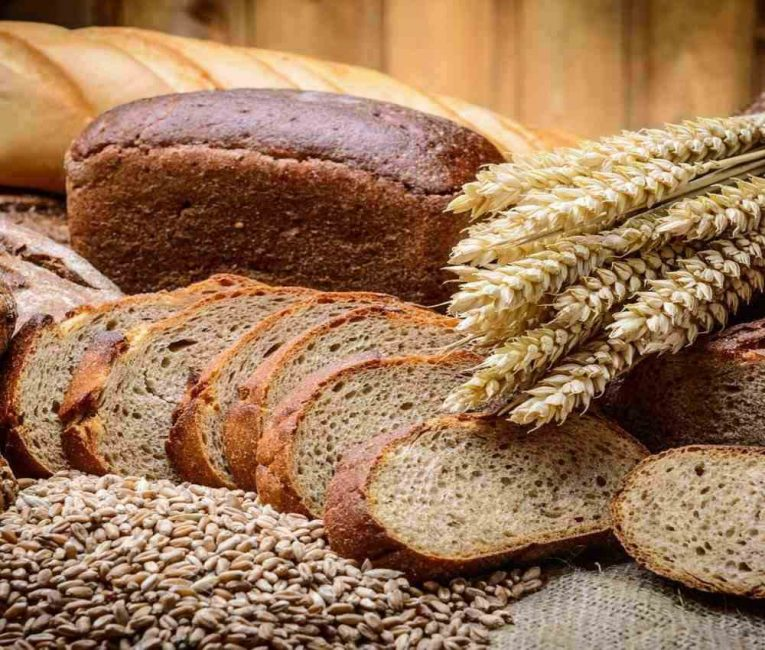 German food and drink: Bread is an important staple