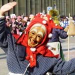 Carnival Parade in Stuttgart