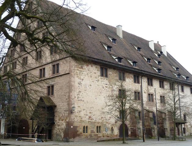 Granary in Maulbronn, Germany