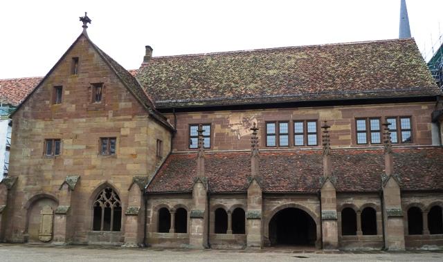 Maulbronn monastery in Germany