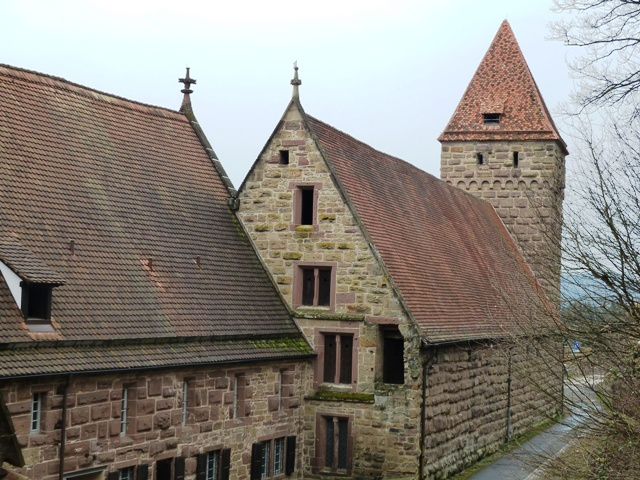 Witches tower in Maulbronn, Germany