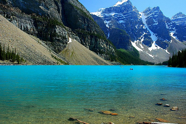 A Canadian Adventure Itinerary For Western Canada