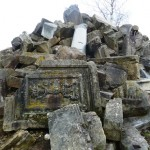 Rubble Mountain:  My Favorite Attraction in Stuttgart, Germany