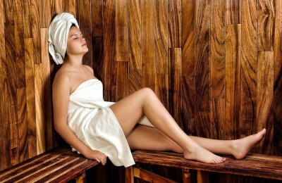 many people find saunas very relaxing