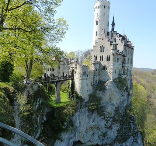 Lichtenstein Castle 7 Facts That Will Make You Want to Visit – Lichtenstein Germany Map