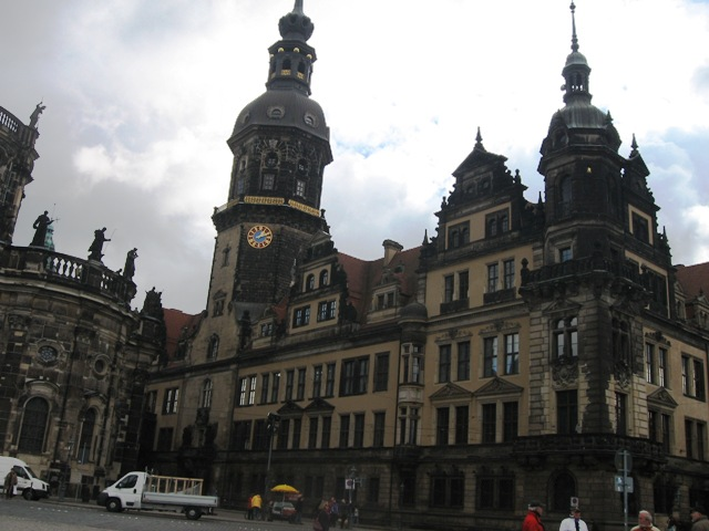 Royal Palace in the Historic Center