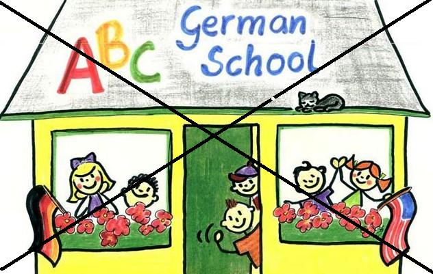 Quitting German language school