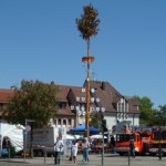 Maypole Celebrations in Germany
