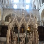Soapy Sam – a Legend in Winchester Cathedral