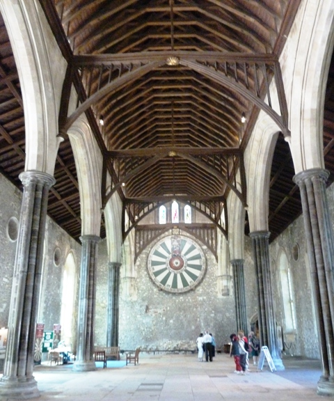 Things to do in Winchester, England: Visit King Arthur's Round Table