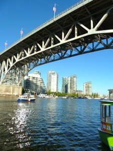 Vancouver, Canada:  a top travel destination for 2013