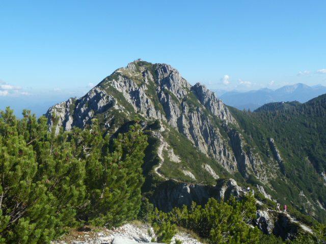 A look back at the Herzogstand, a #mountain famous with Bavarian royalty.