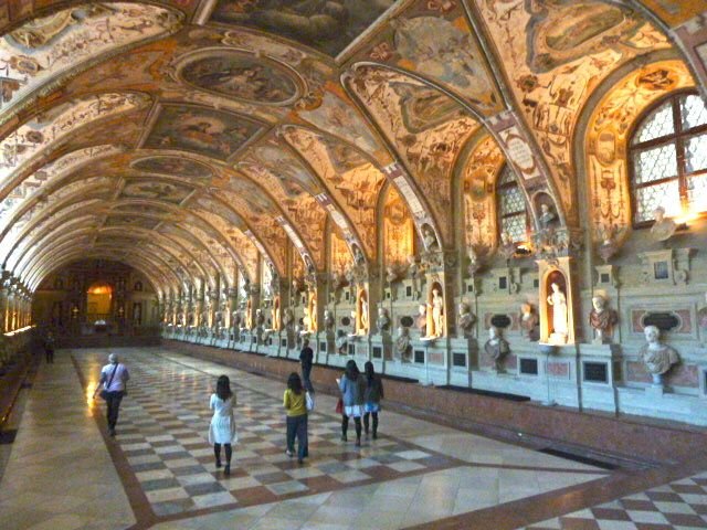 Munich Residenz One Of The Most Opulent Palaces You Ll