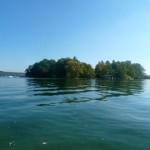 Rosen Insel (Rose Island):  Population 1