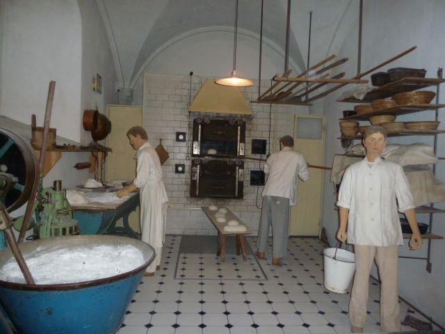 Brotkultur (bread) Museum i