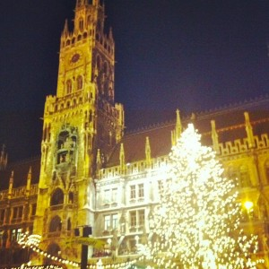My 3 Favorite Christmas Markets in Munich