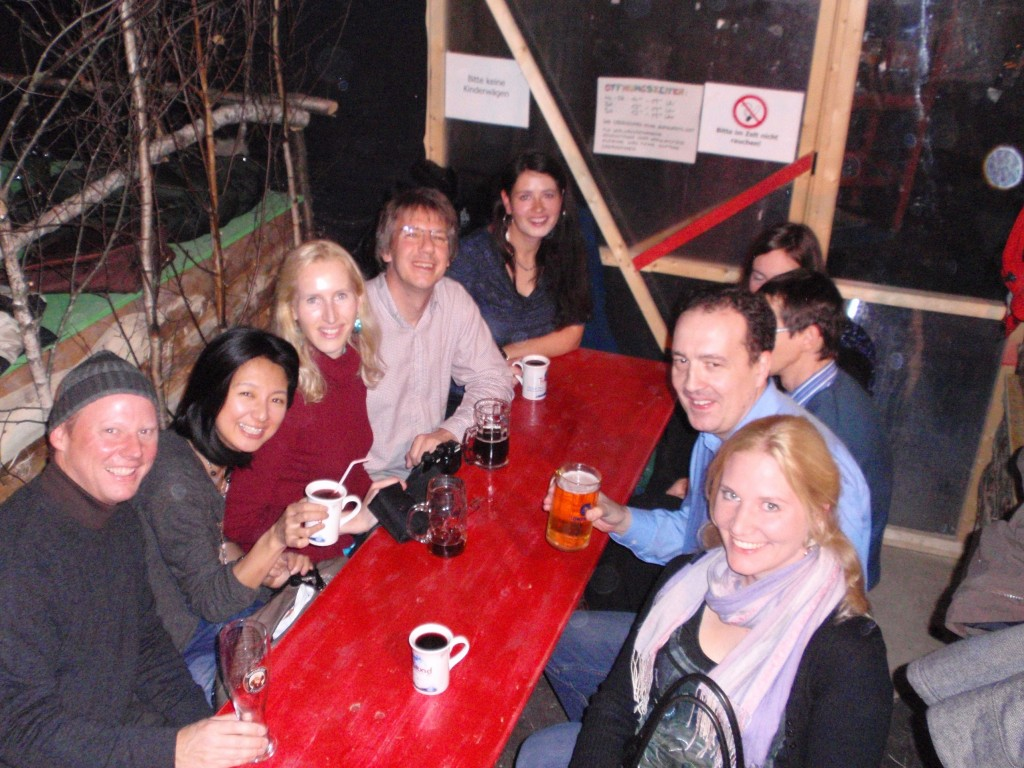 german culture, meeting german friends