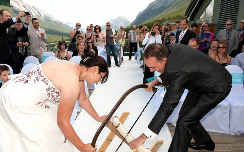 Our Take On CanadianGerman Wedding Customs Monkeys And Mountains - Canadian traditions