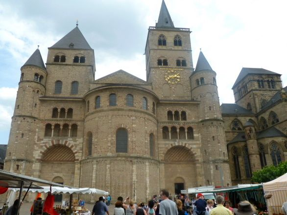 trier germany cathedral dom unesco site