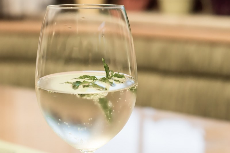 A Hugo is a refreshing cocktail that's easy to make. Here's the recipe