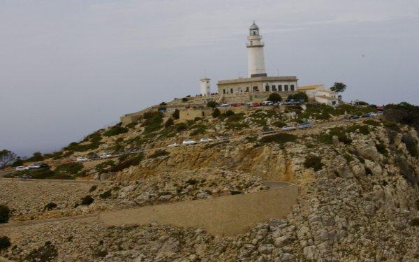 cap der formentor lighthouse