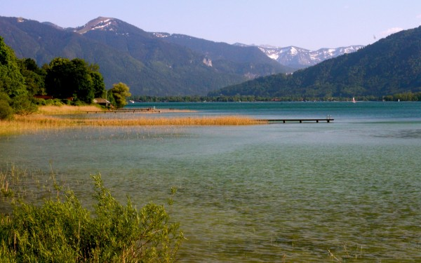 tegernsee ecobike tour lake mountains