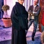 Conversations with a Benedict Monk in Norcia, Umbria
