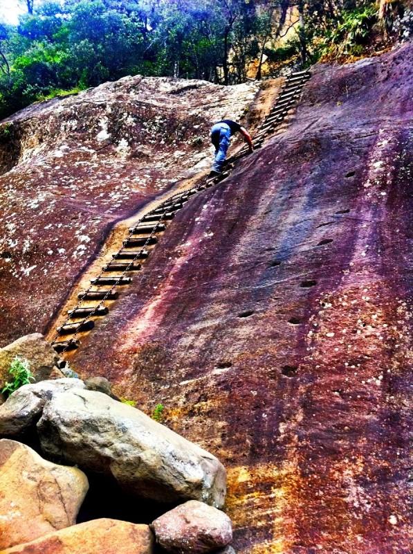 Drakensberg amphitheatre, South Africa