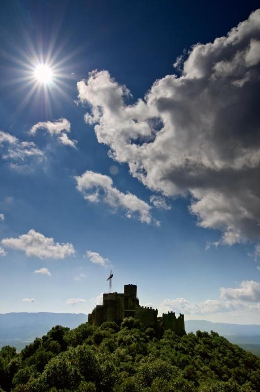 castell de montsoriu castle
