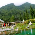 Sweating Bullets:  Relaxing at the Hotel and Spa Bleibergerhof