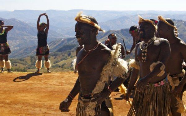 Zulu cultural tour in South Africa