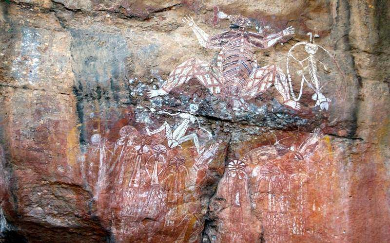 Nourlangie Rock Art Site