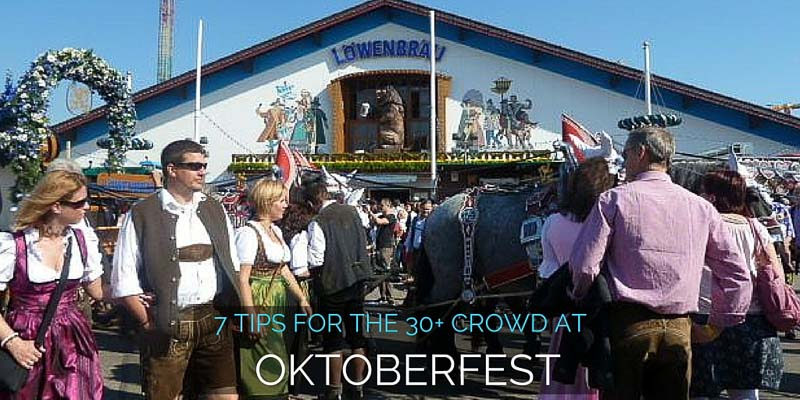 oktoberfest munich germany for the older crowd