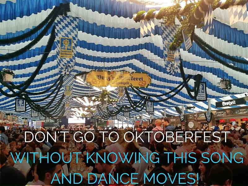 german oktoberfest music lyrics