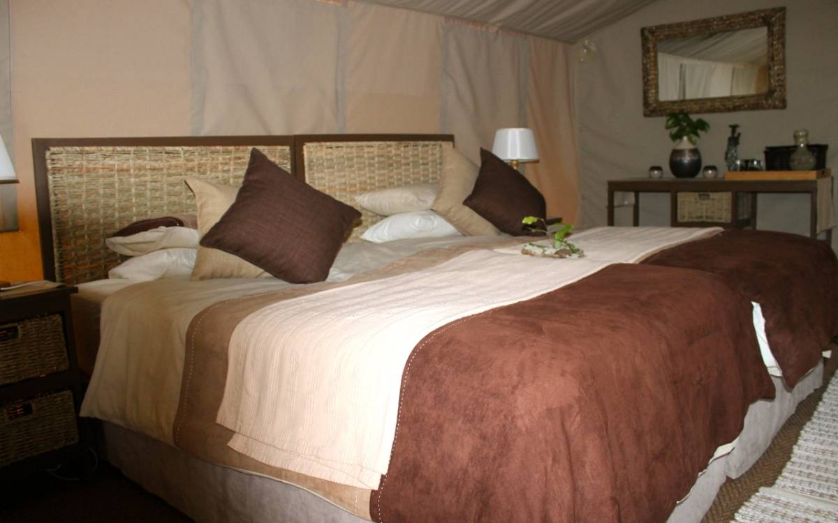 Tembe Elephant Park one of the most romantic places to sleep in the world
