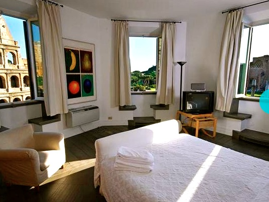 Colosseum Imperali from Housetrip, one of the world's most romantic hotels