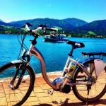 E-biking and Eating Around the Tegernsee