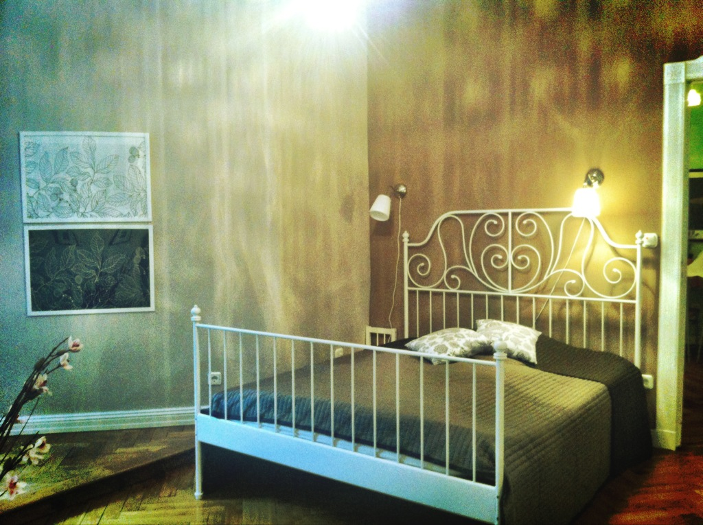 bedroom in a Go with Oh holiday rental in Berlin, Germany