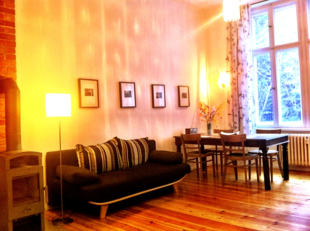 Go with Oh vacation apartment in Berlin