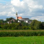 Andechs Monastery:  A Place for Pilgrimage, Praying and Beer Drinking