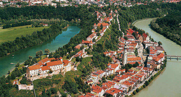 Burghausen single