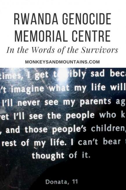 Rwanda Genocide Memorial Centre