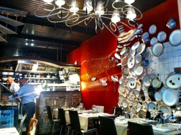Finess, a fine dining restaurant in Oostende, Belgium