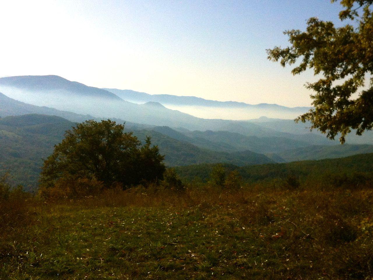 Mountains of Molise