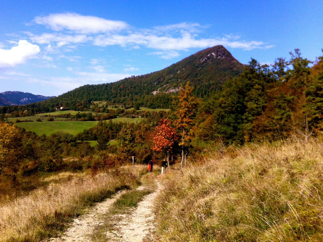 Molise is a great region in Italy for nature lovers