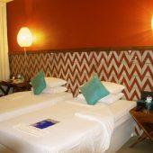 Room at Cinnamon Chaaya Village Habanara in Sri Lanka
