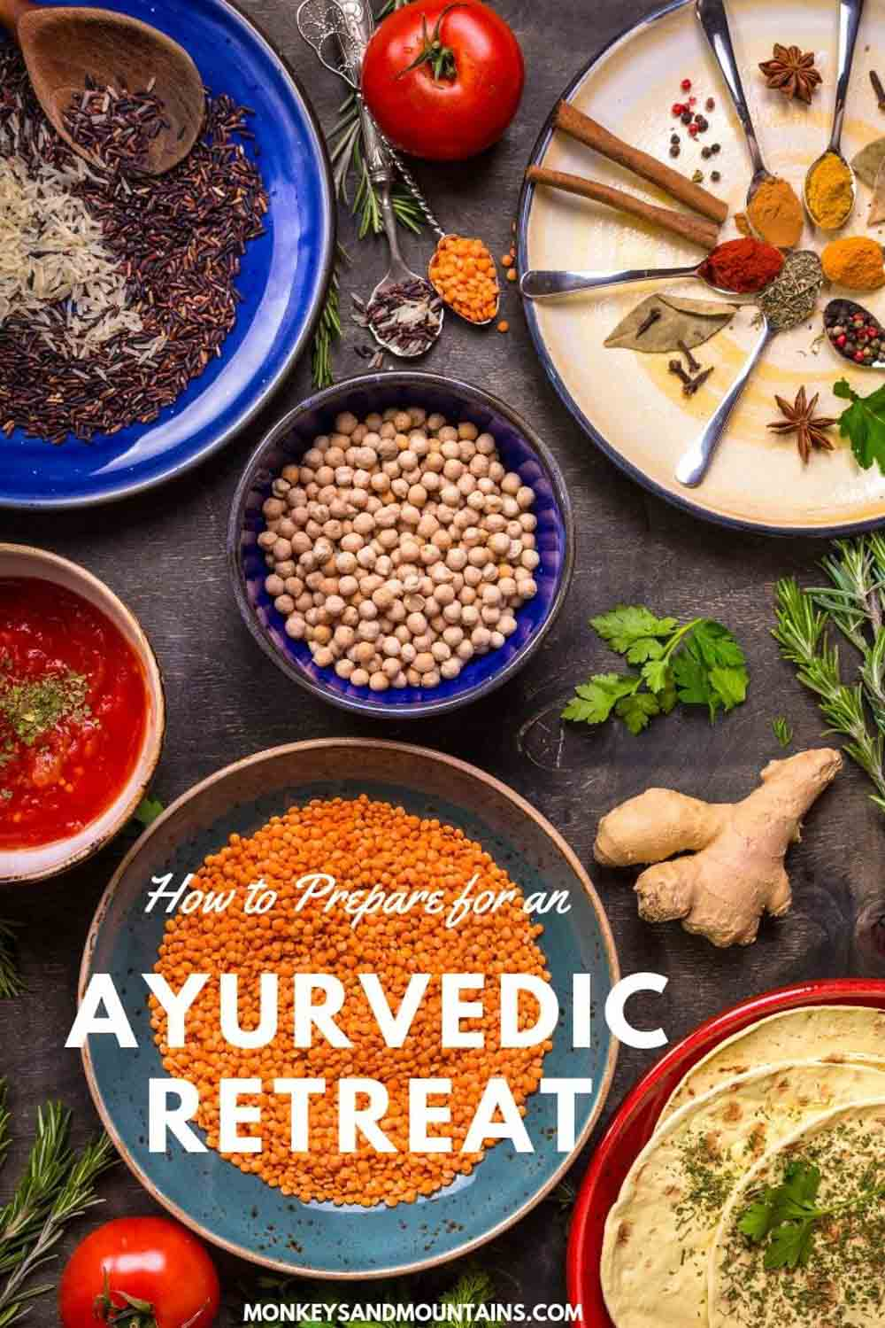 what to expect from an Ayurvedic retreat