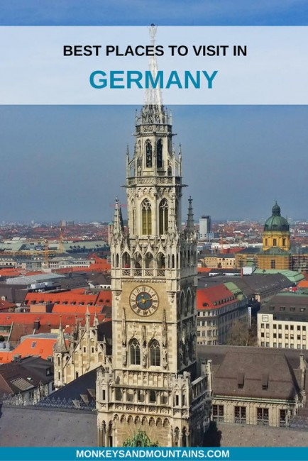 what you need to know before you travel to Germany